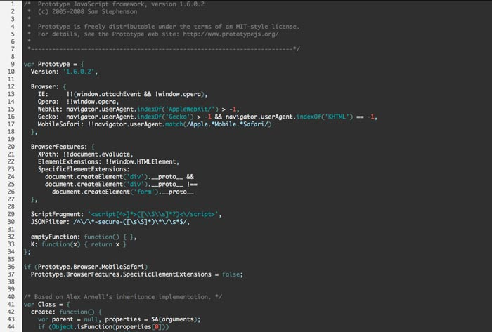 Dark / Black Code Theme For Adobe Dreamweaver CS6 and Higher